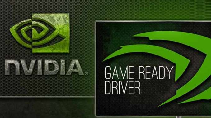 nVIDIA GeForce Game Ready Driver 417.35 + Crack Free Download