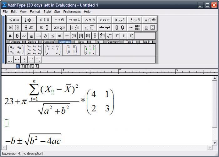 MathType 7.4.1.458 Crack With Serial Key Free Download