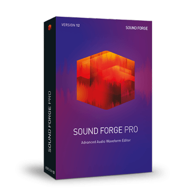 MAGIX SOUND FORGE Pro 12.1 Build 170 Crack & Registration Key Download