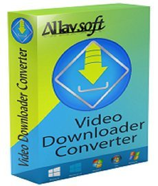 Allavsoft Video Downloader Converter 3.16.7.6919 Crack License Key Free Download