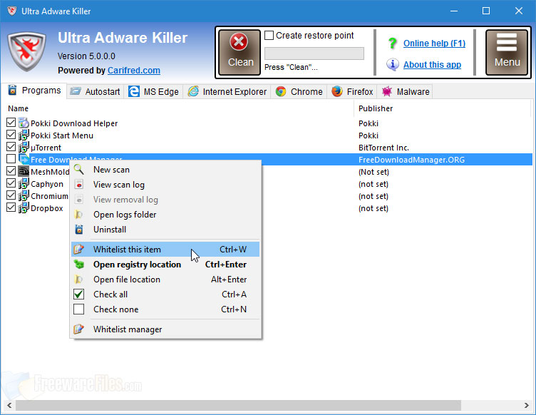 Ultra Adware Killer 7.6.0.0 Crack With Activation Key
