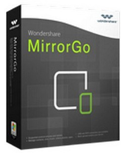 Wondershare MirrorGo 1.9.0 Crack Serial Key Free Download [Latest]