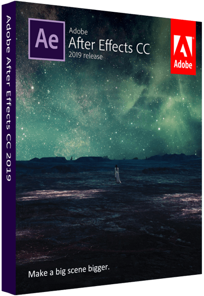Adobe After Effects CC 2019 Crack With Registration Key