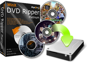 WinX DVD Ripper Platinum 8.9.1.217 Crack Registration Key