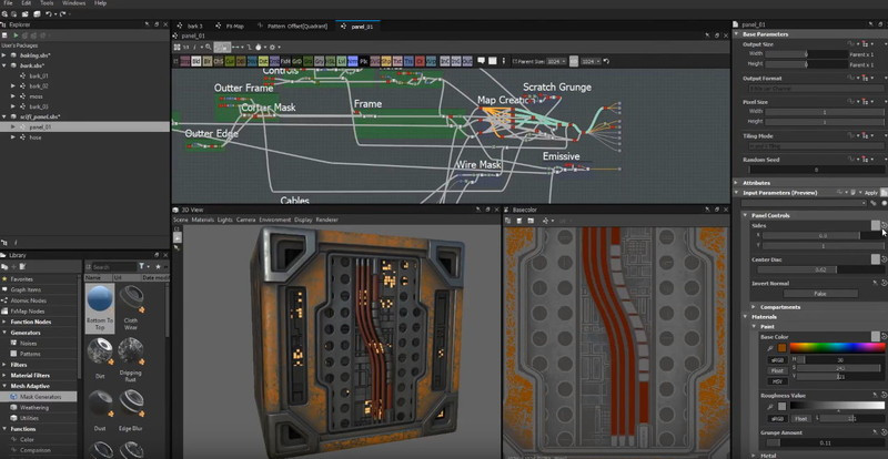 Substance Designer 2019 incl Crack Full Version [Latest]